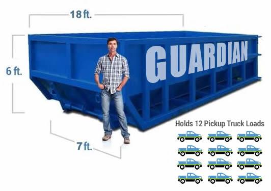 Dumpster Rental Nassau County NY - 30-Yards